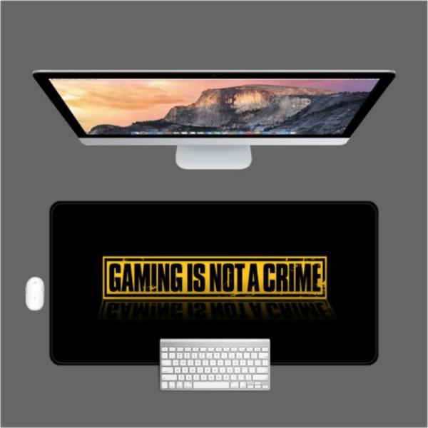 Gaming desk mat 1