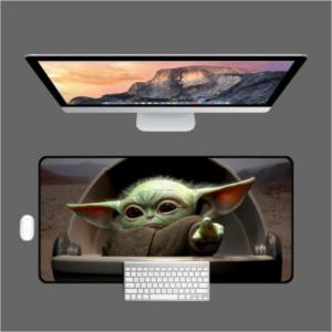 Yoda desk mat